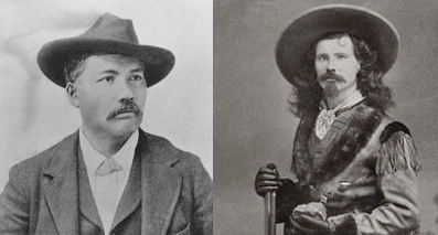 Frank Grouard and Captain Jack Crawford