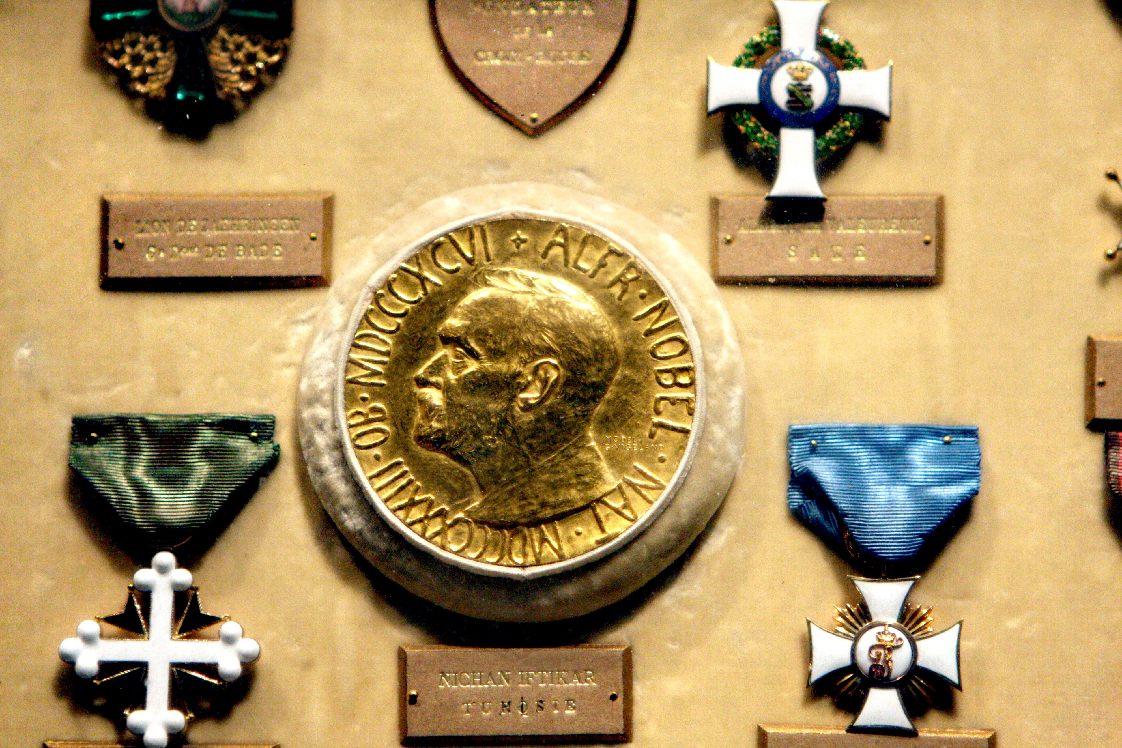 Friedensnobelpreis Wikipedia