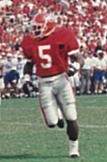 Garrison Hearst All-American college football player, professional football player, running back