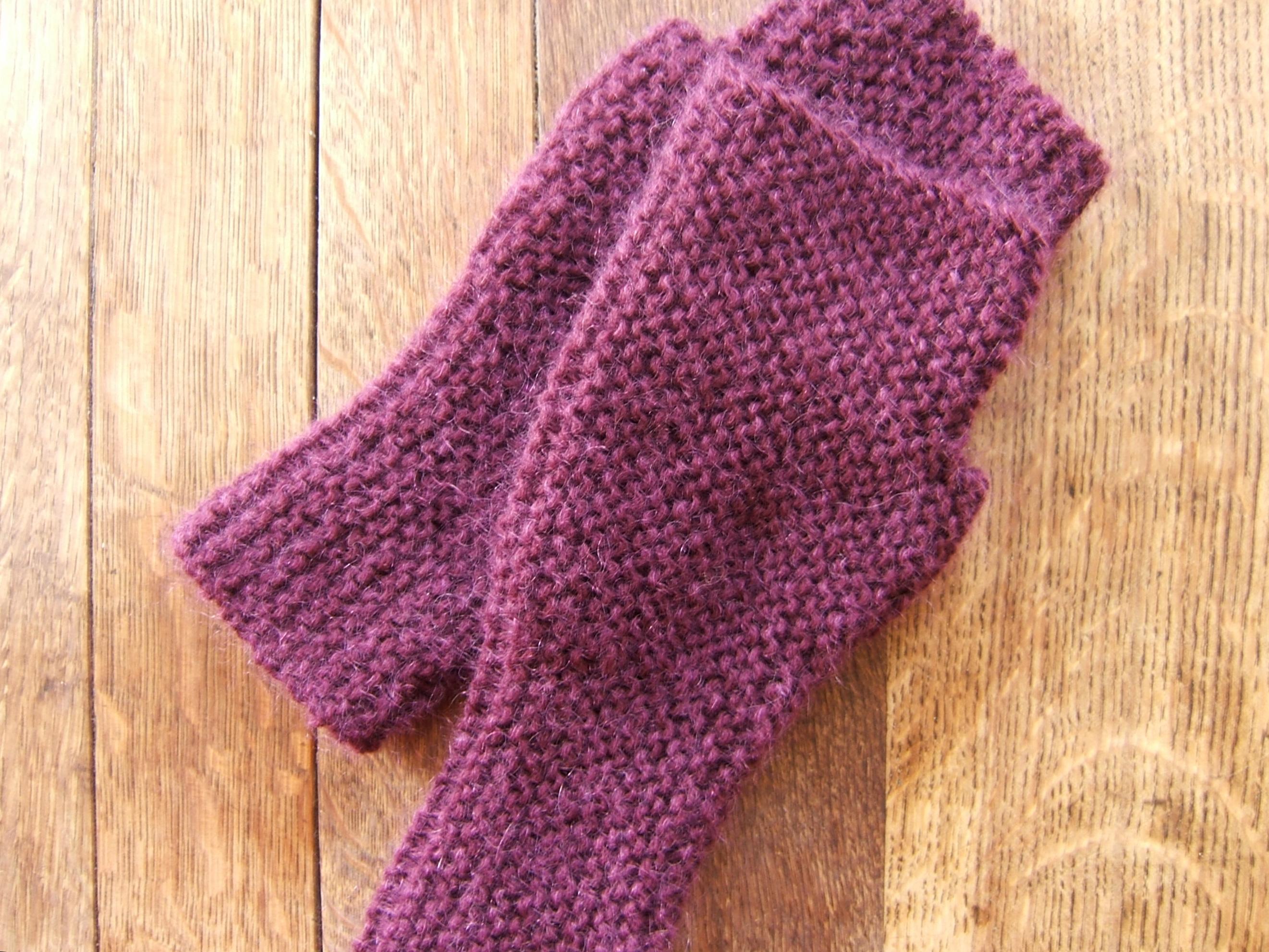 File:Garter stitch mittens.jpg - Wikimedia Commons