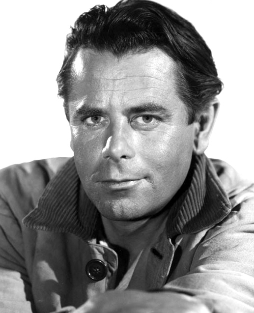 Glen White (actor) Glenn Ford jpg