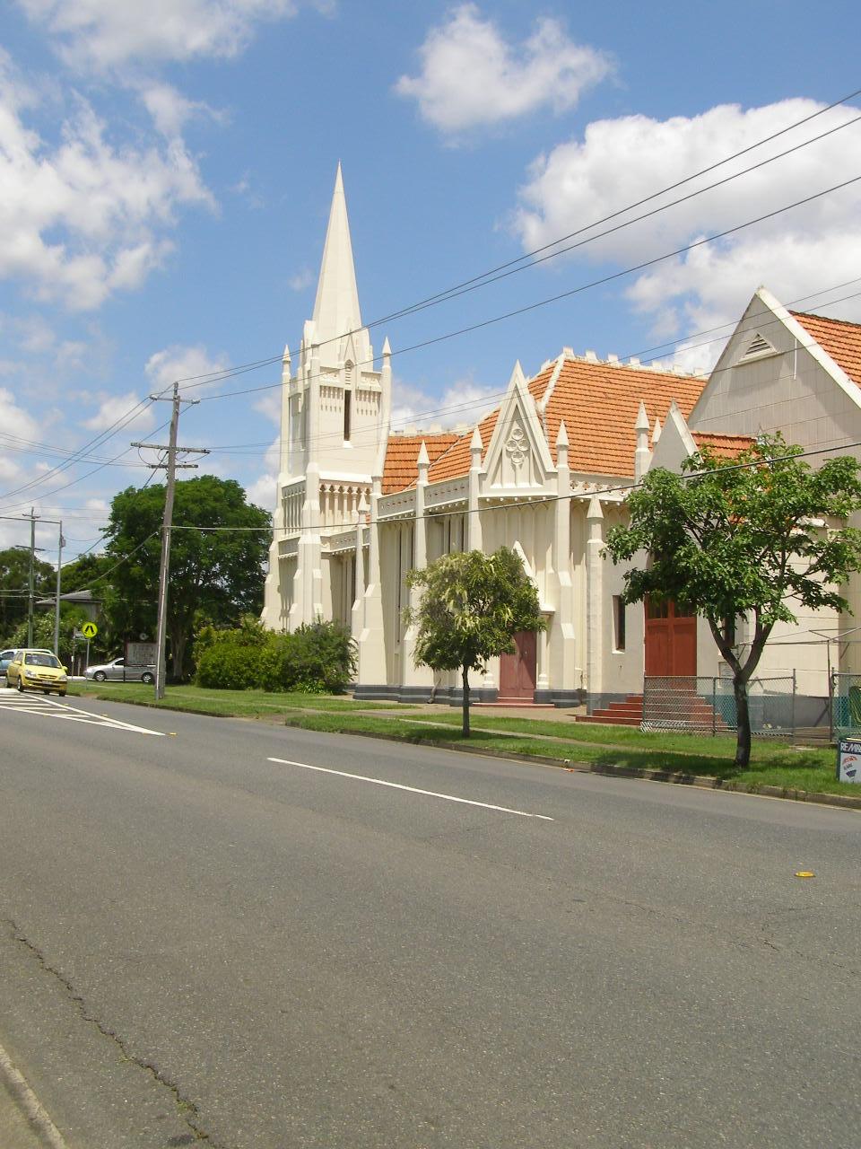 Graceville Uniting Church Wikipedia
