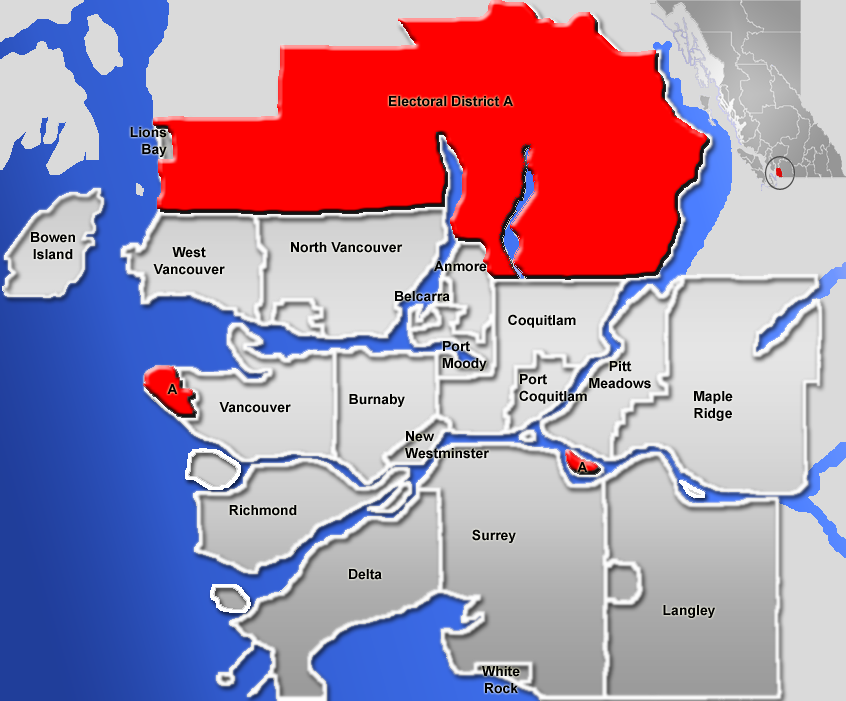 Greater Vancouver Regional District