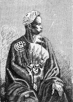 Depiction of Griot