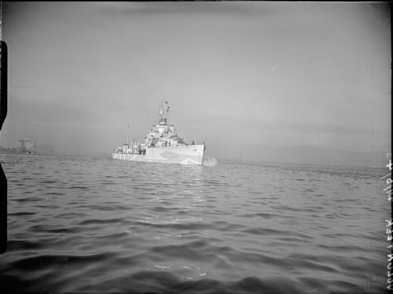 HMS Volunteer (D71) - Wikipedia