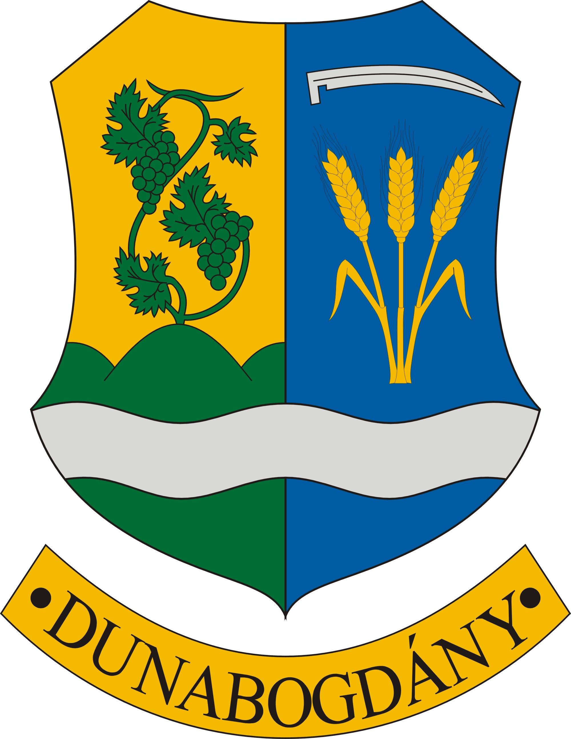 Dunabogdány címere
