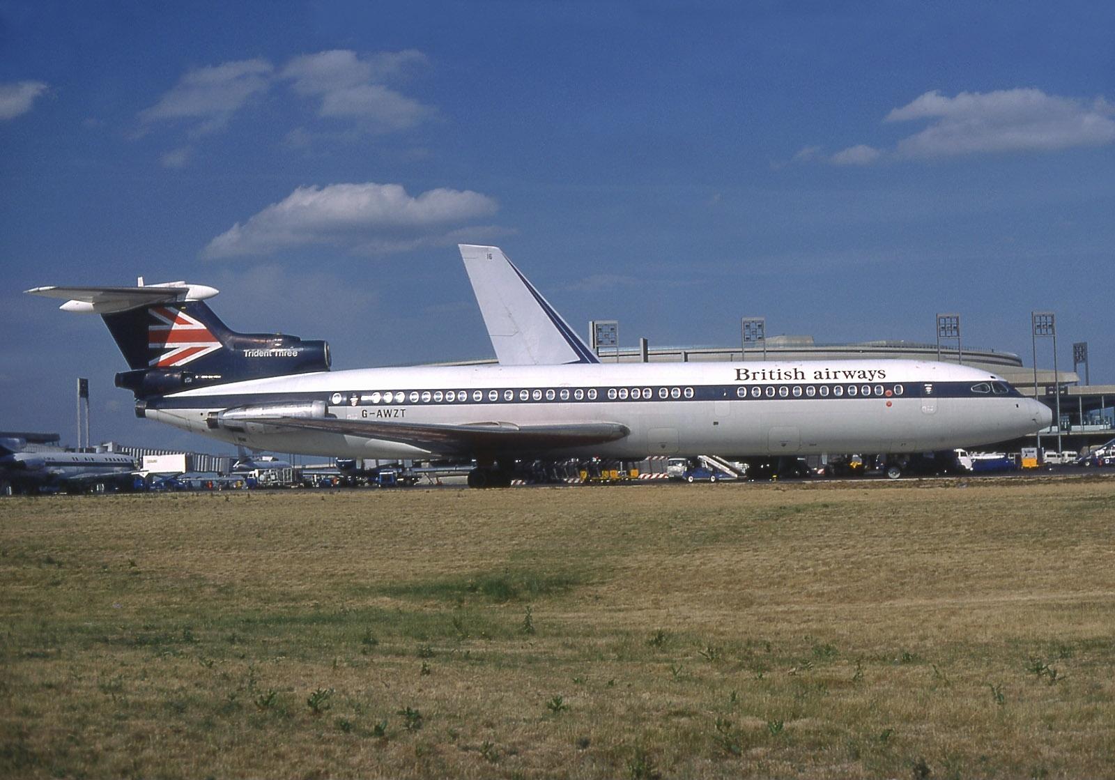 1976 Zagreb mid-air collision - Wikipedia