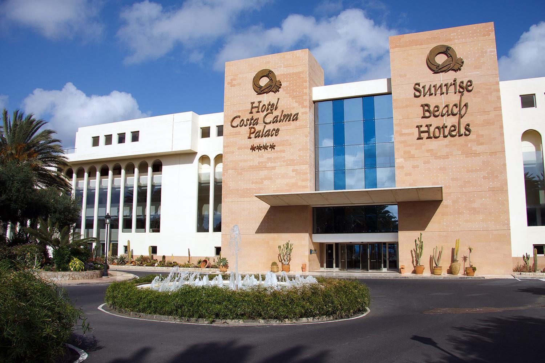 Hotel Sunrise Costa Calma Palace