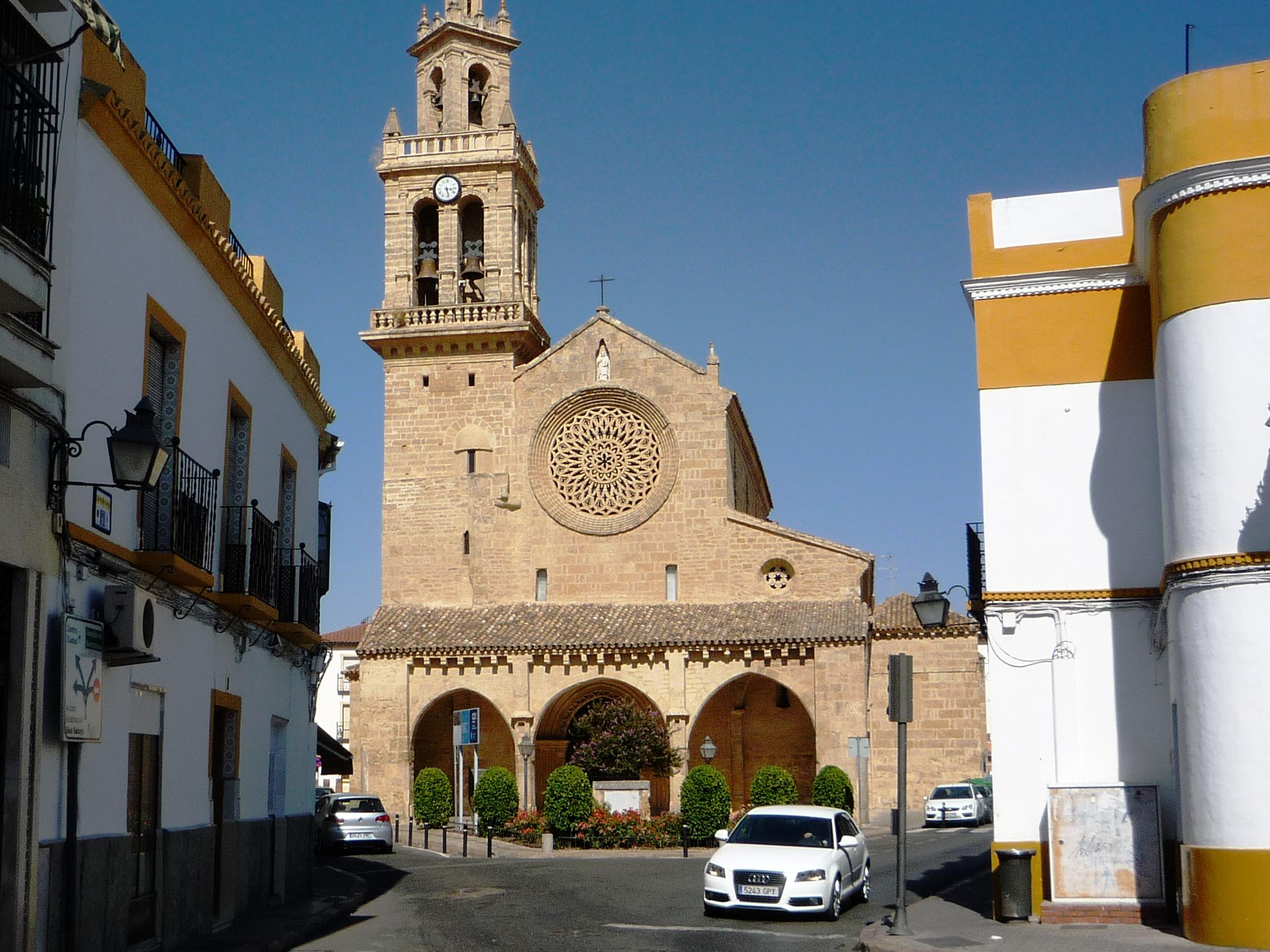 File:Iglesia de San Lorenzo - Córdoba (España).jpg - Wikimedia Commons