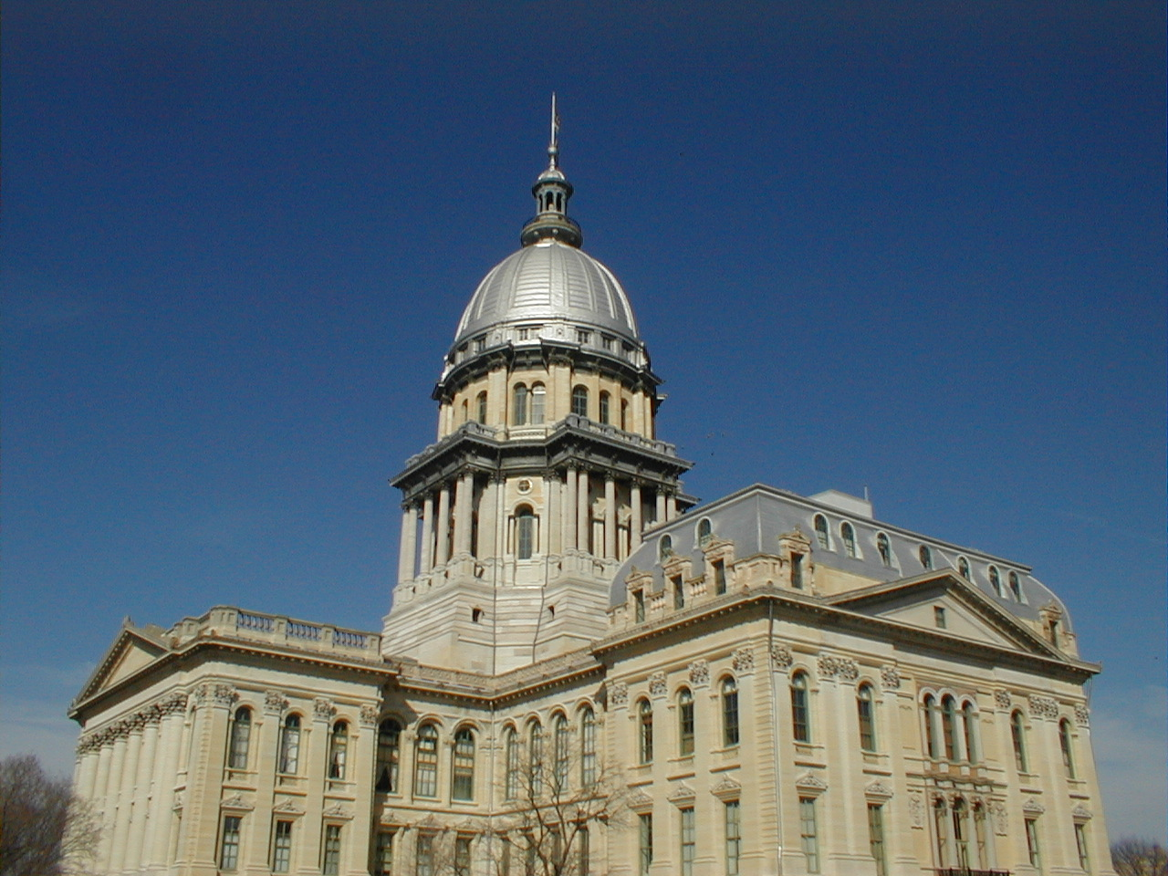 State of Illinois Capitol Building