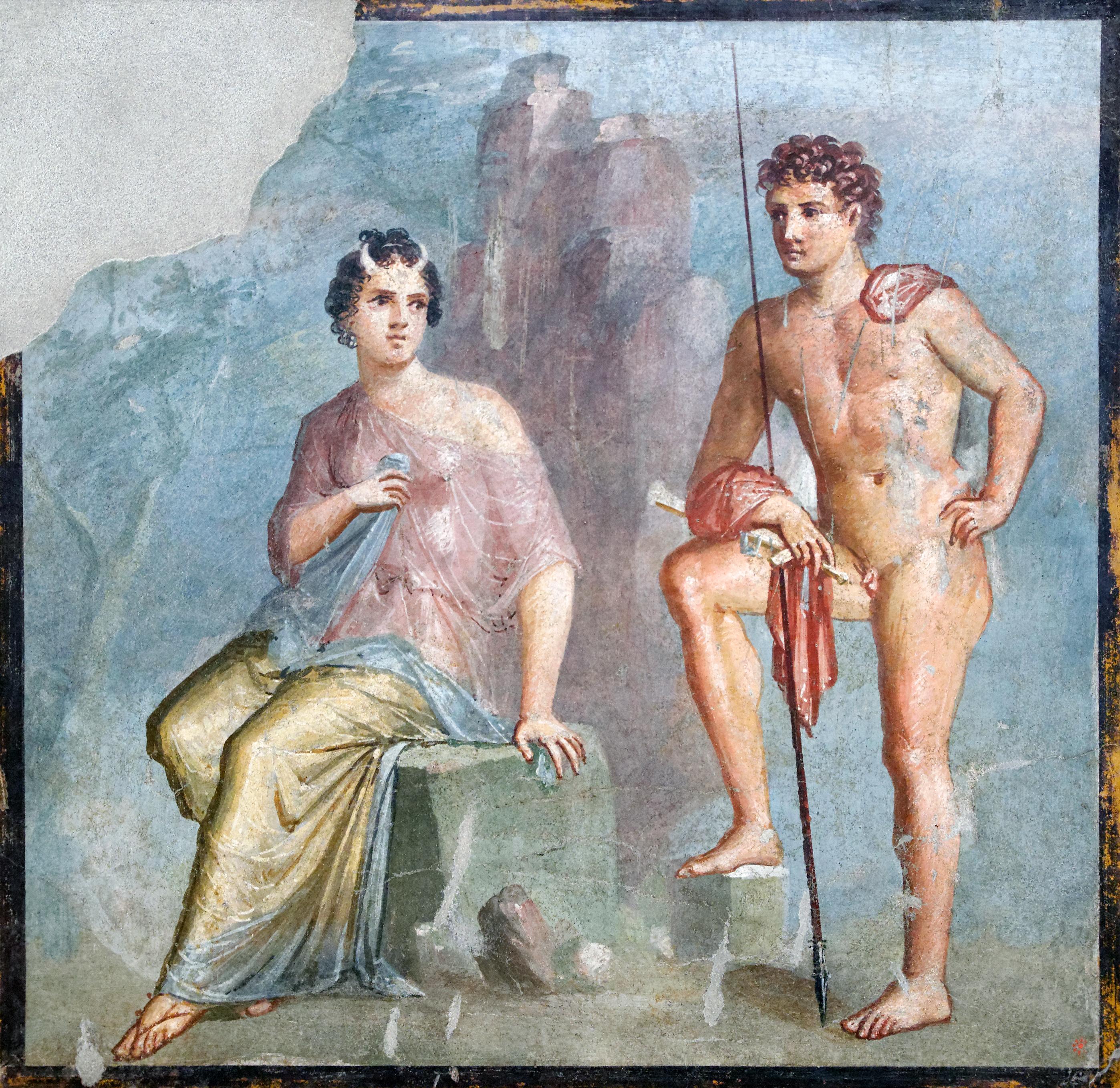 Секс рисунки древности надо