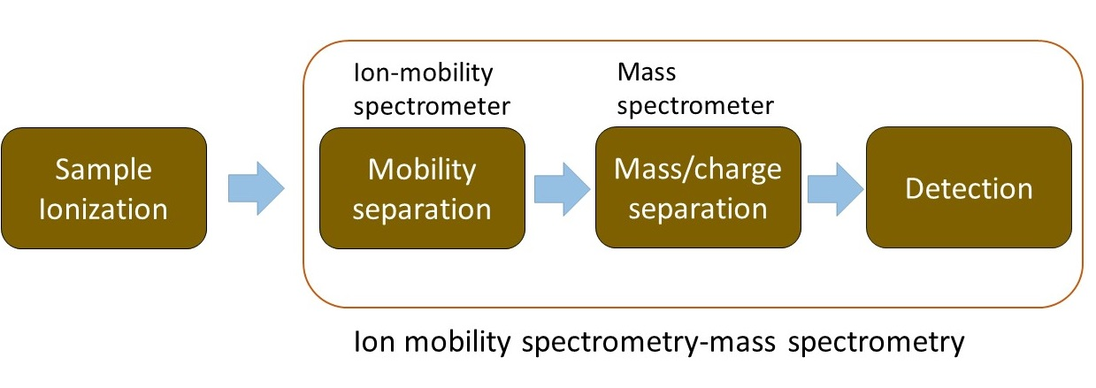 Ion-mobility spectrometry–mass spectrometry - Wikipedia