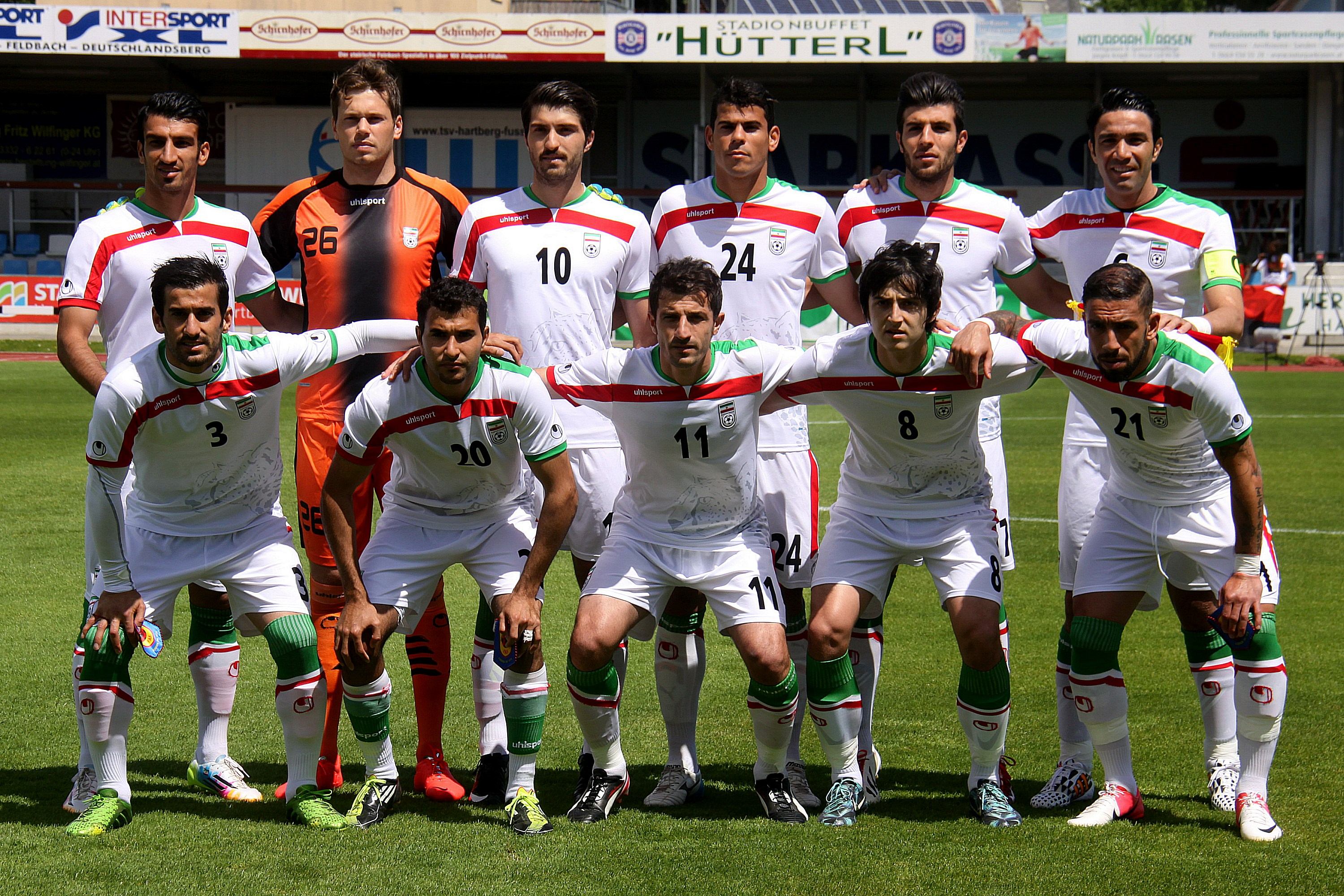 Iran soccer players banned from national team after ... |Iranian Soccer