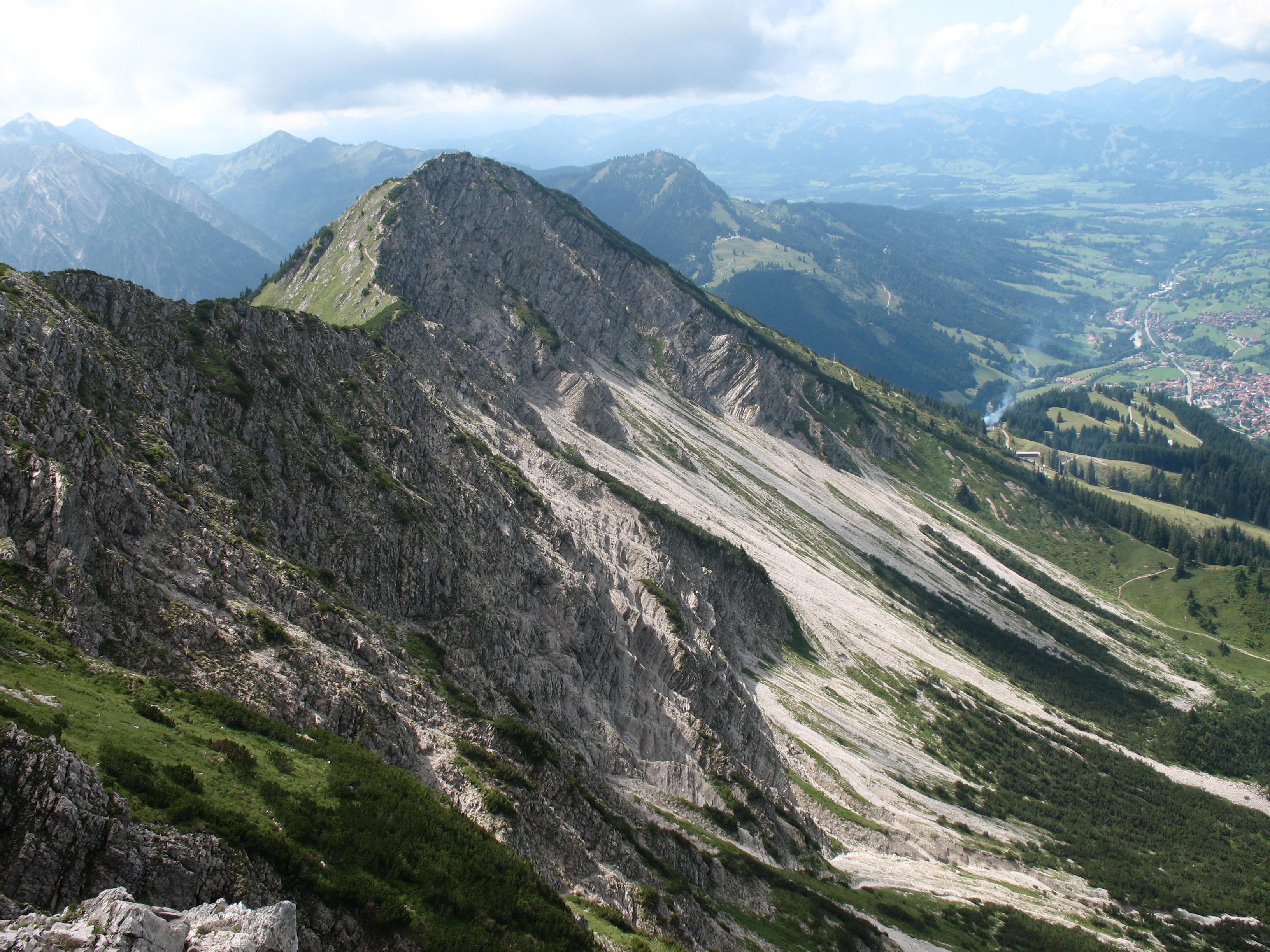 Klettersteig Iseler : Iseler u wikipedia