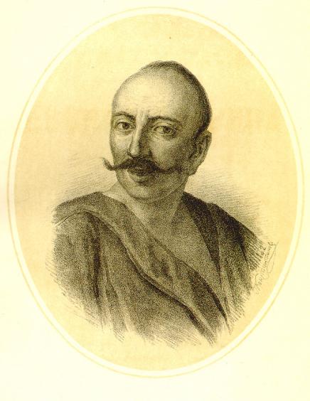 Иван Гонта, один из предводителей гайдамаков