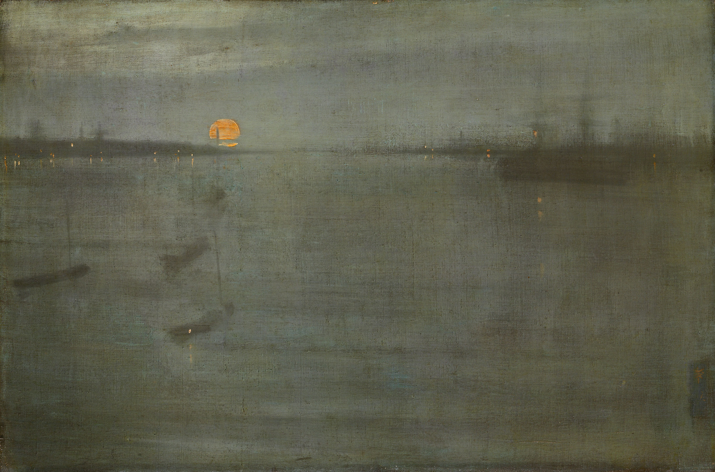 James McNeill Whistler - Nocturne, Blue and Gold—Southampton Water - 1900.52 - Art Institute of Chicago.jpg