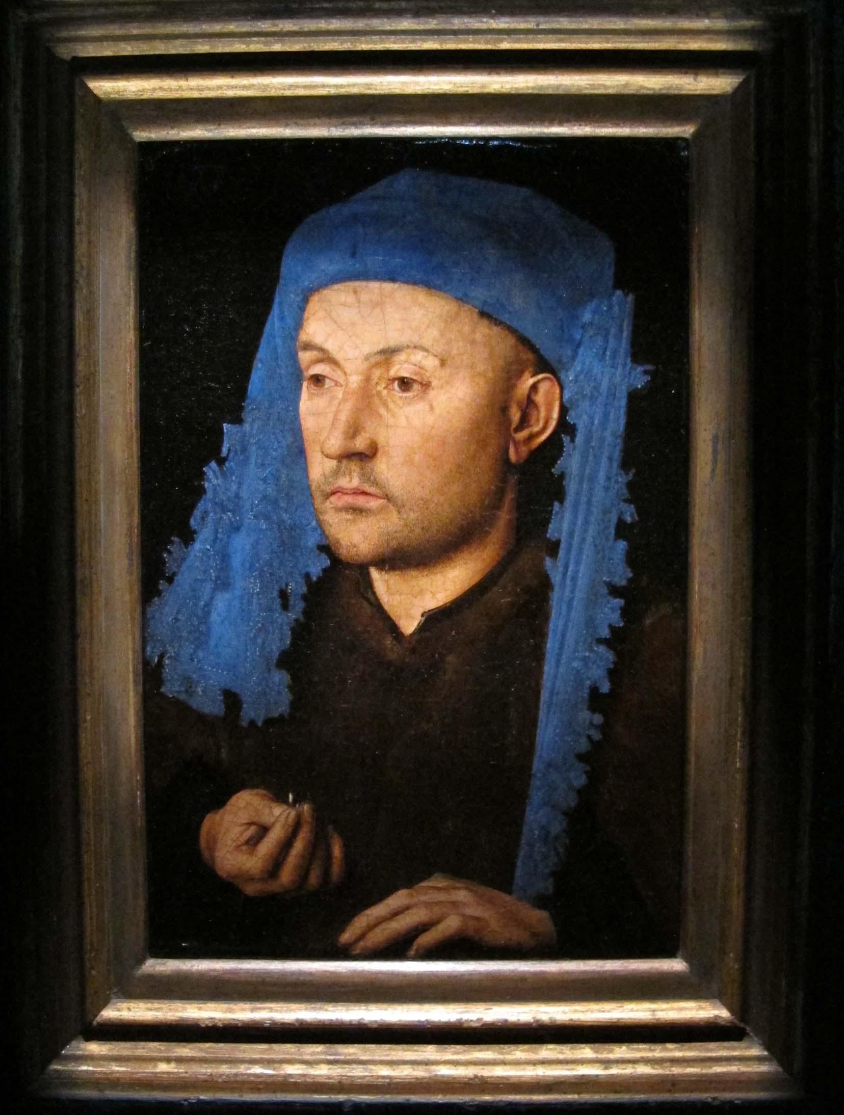 filejan van eyck uomo con lanello e il turbante blujpg