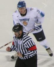 Jere Lehtinen w barwach Finlandii (2009)