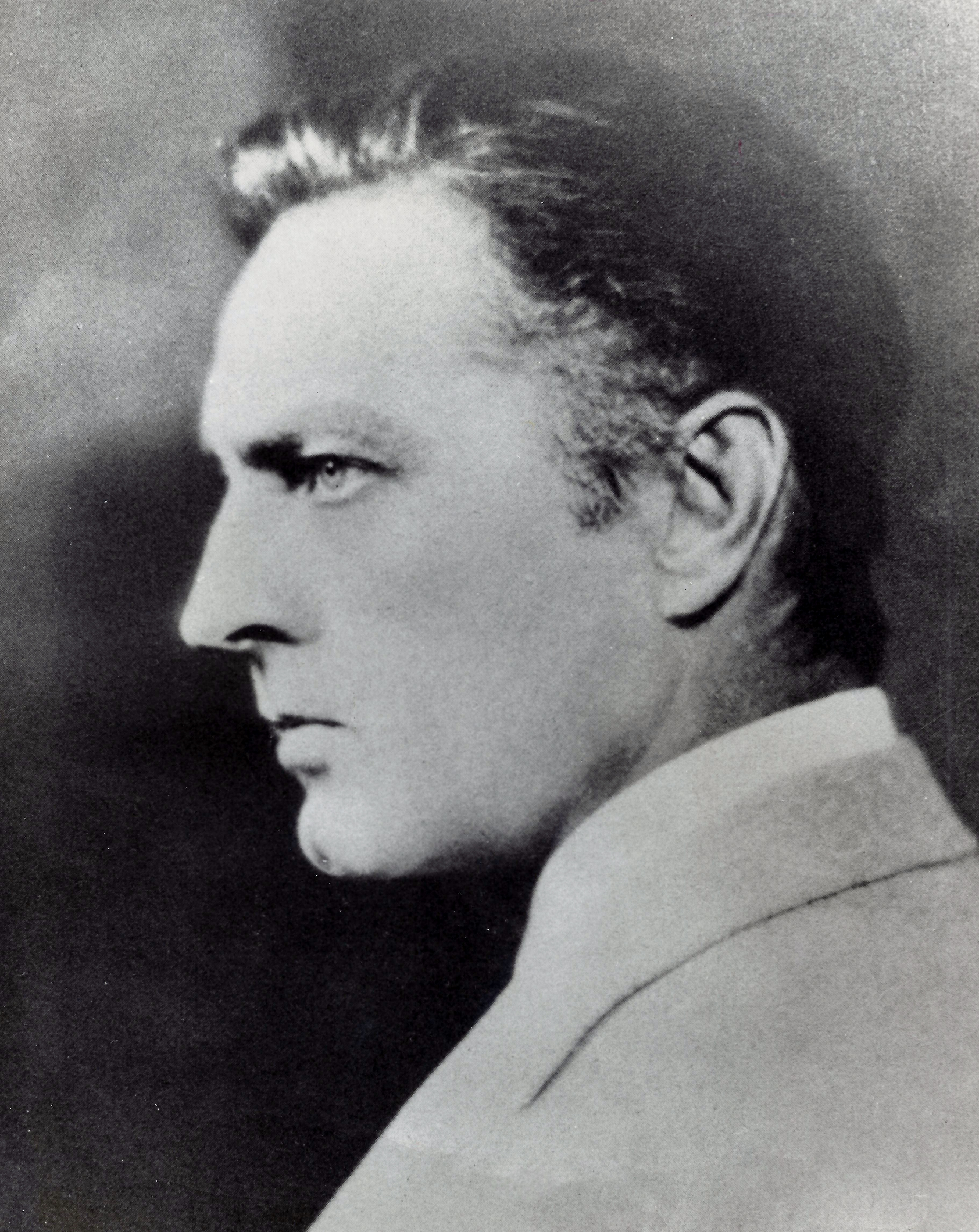 John Barrymore on Stage