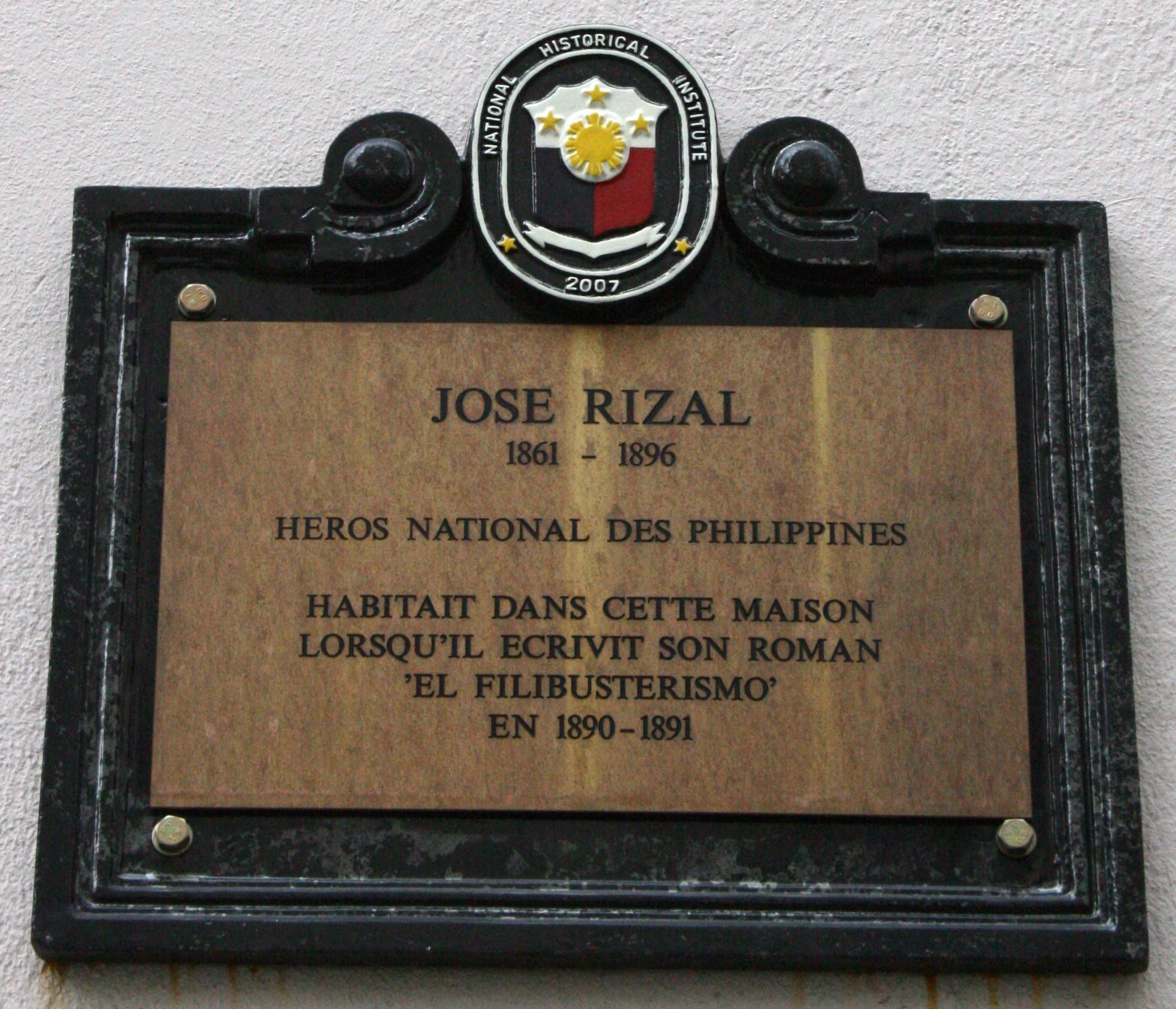 jose rizal from wikipedia Todas las obras originales de josé rizal se encuentran en dominio público esto es aplicable en todo el mundo debido a que falleció hace más de 100  wikipedia.