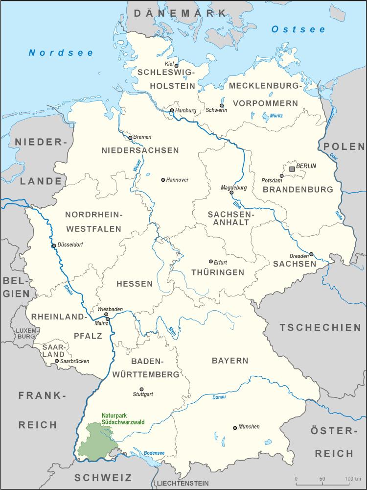 Südschwarzwald Karte.Datei Karte Naturpark Südschwarzwald Png Wikipedia