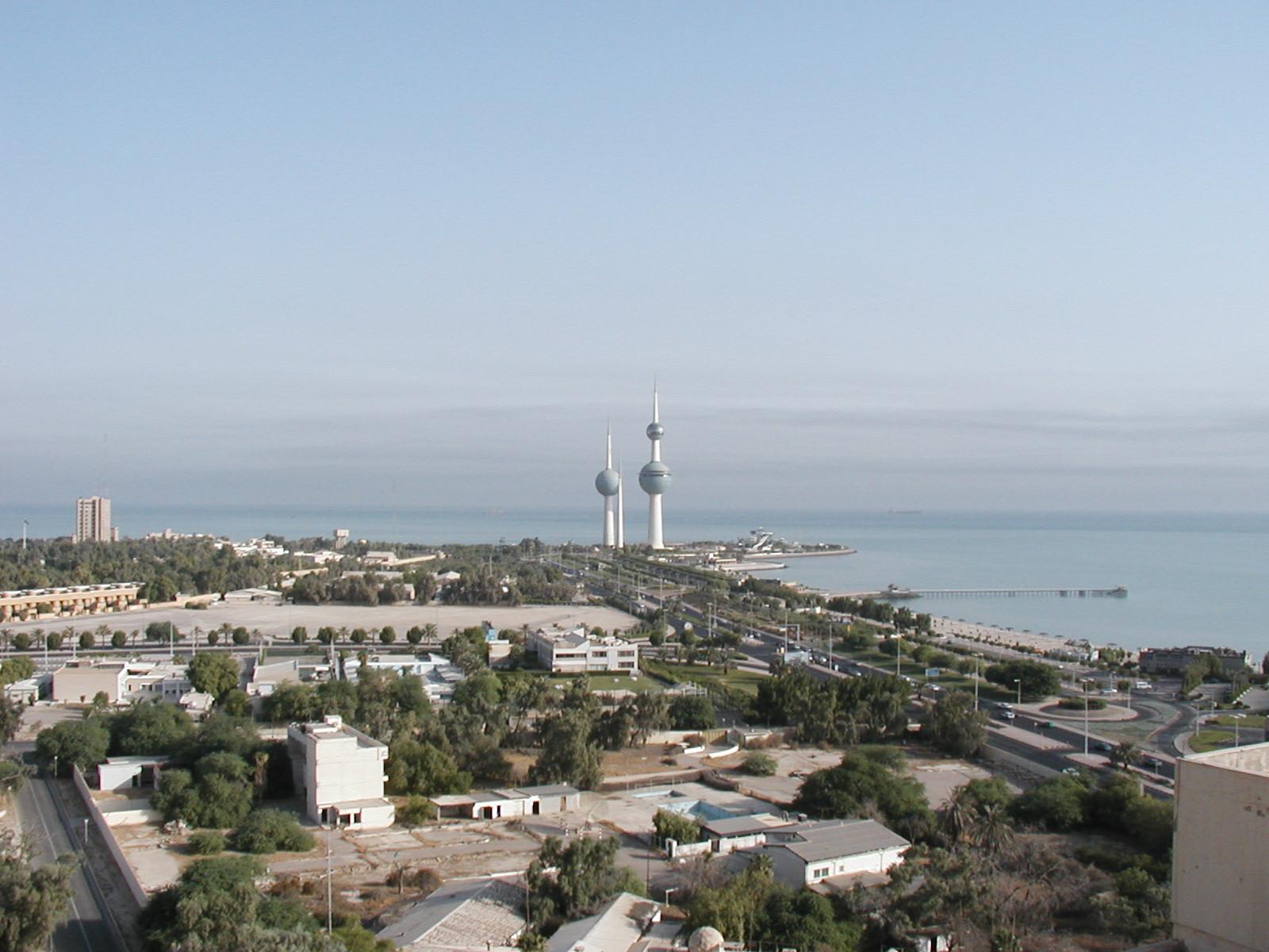 grande towers kuwait