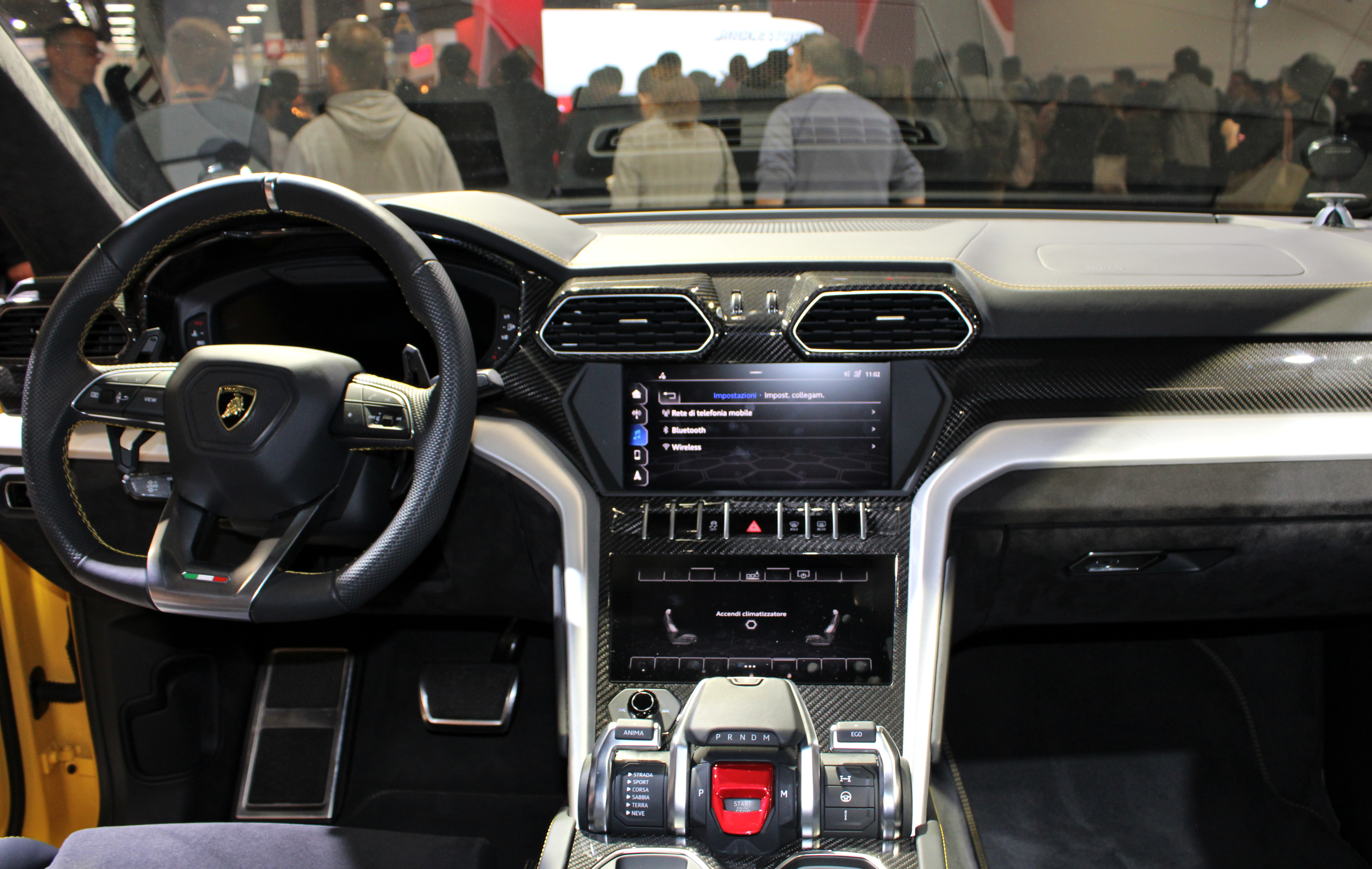 File Lamborghini Urus Paris Motor Show 2018 Img 0310 Jpg