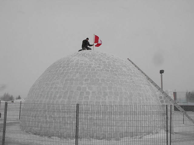 File:Large igloo New Brunswic.jpg