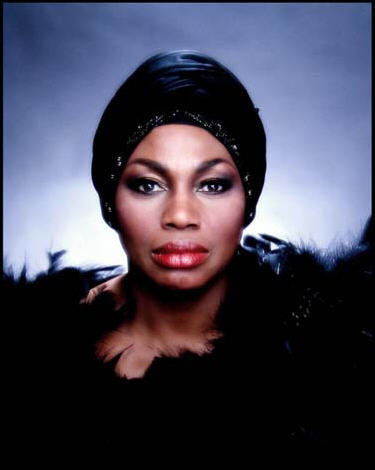 Leontyne Price (color) by Jack Mitchell