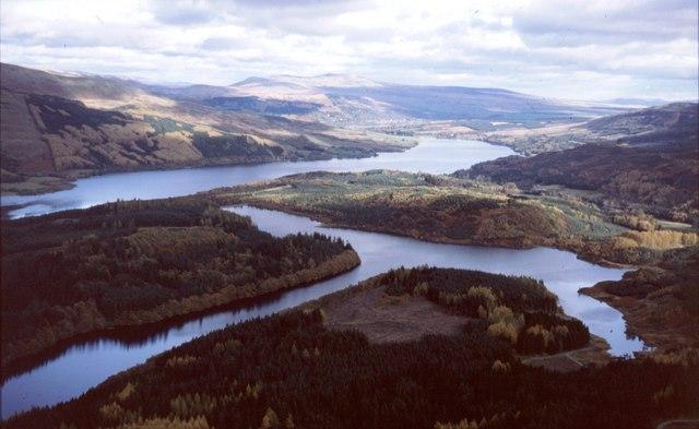 Loch Drunkie - geograph.org.uk - 881134