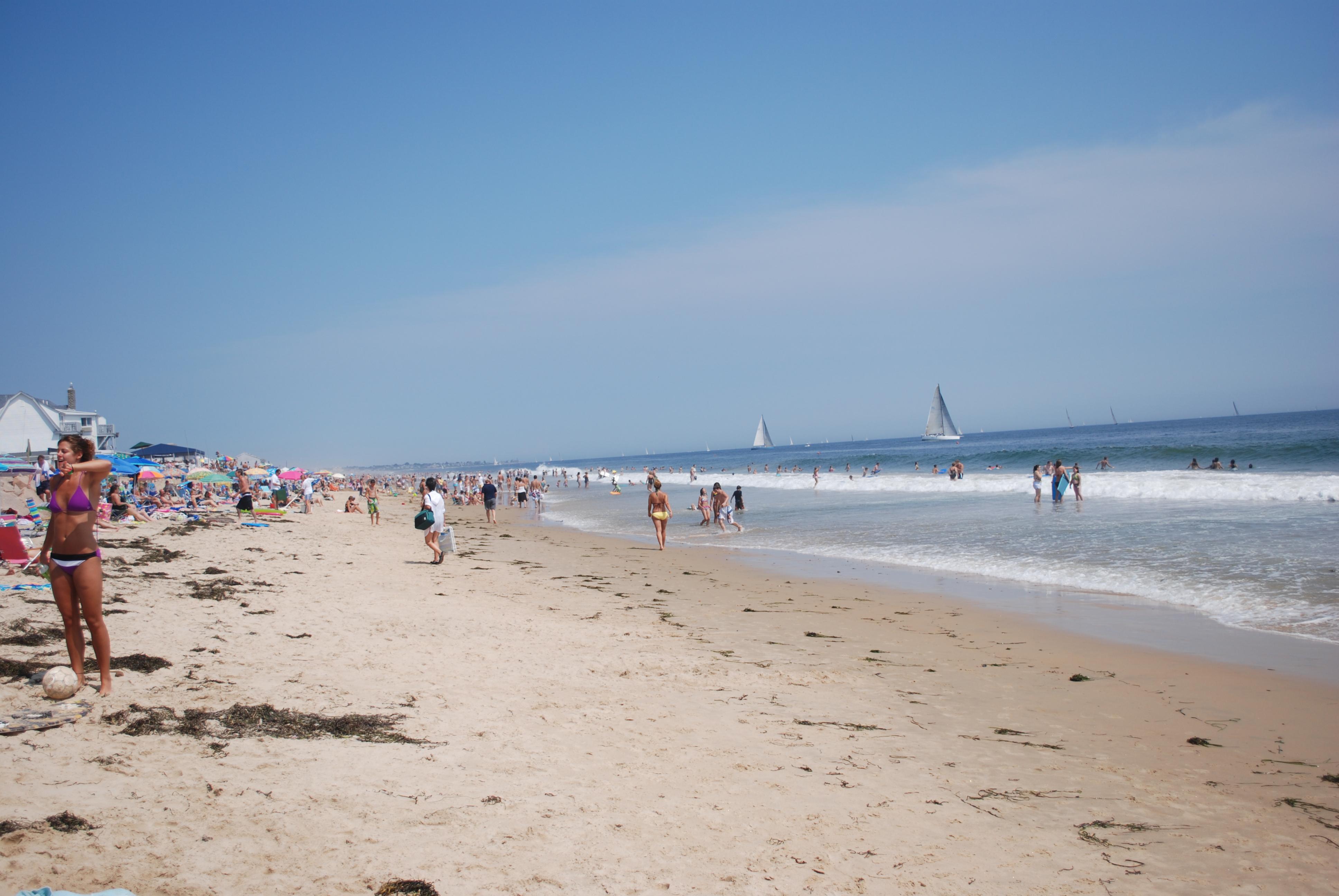 Best Public Beaches In Rhode Island