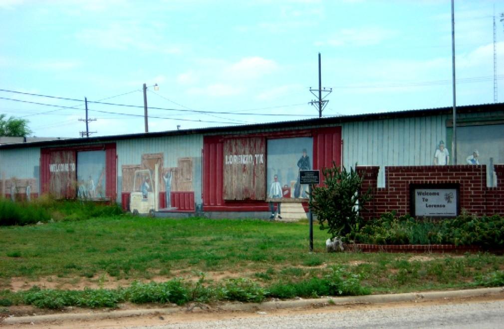 لورنزو، تگزاس