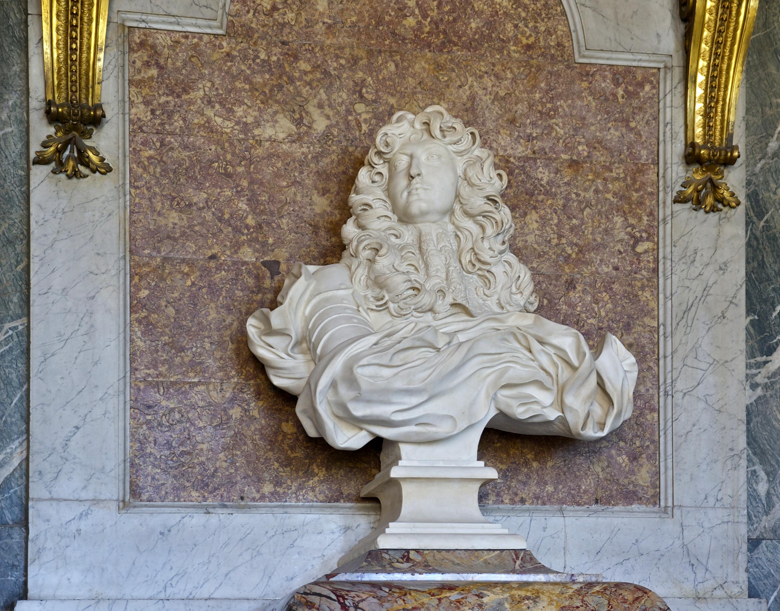 File Louis Xiv Bust Bernini Versailles Salon De Diane