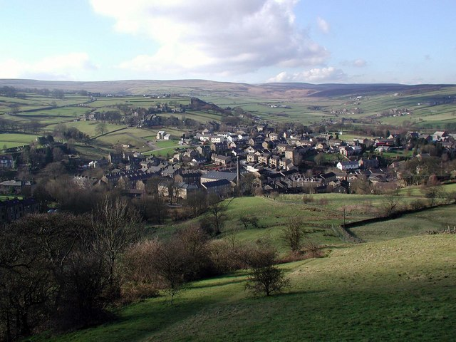 Lower Town, Oxenhope - geograph.org.uk - 341730