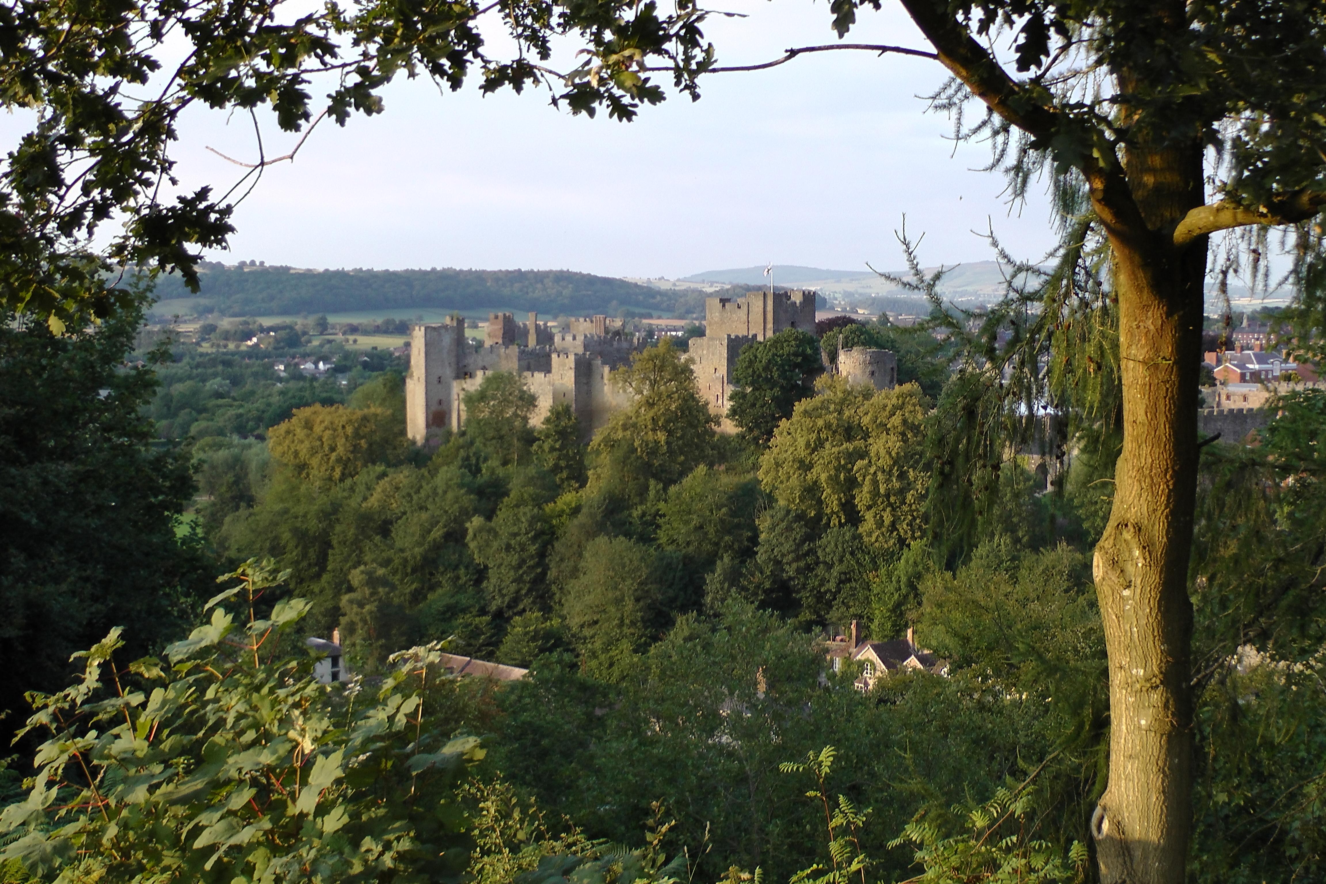 Best Castles In England: Ludlow Castle