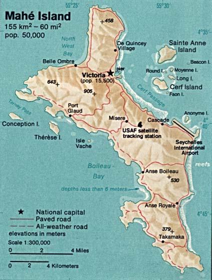 Mahe Seychellerne Wikipedia Den Frie Encyklopaedi