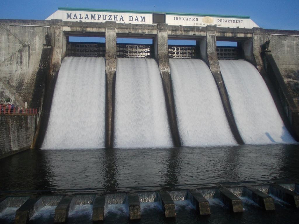 Image result for മലമ്പുഴ ഡാം