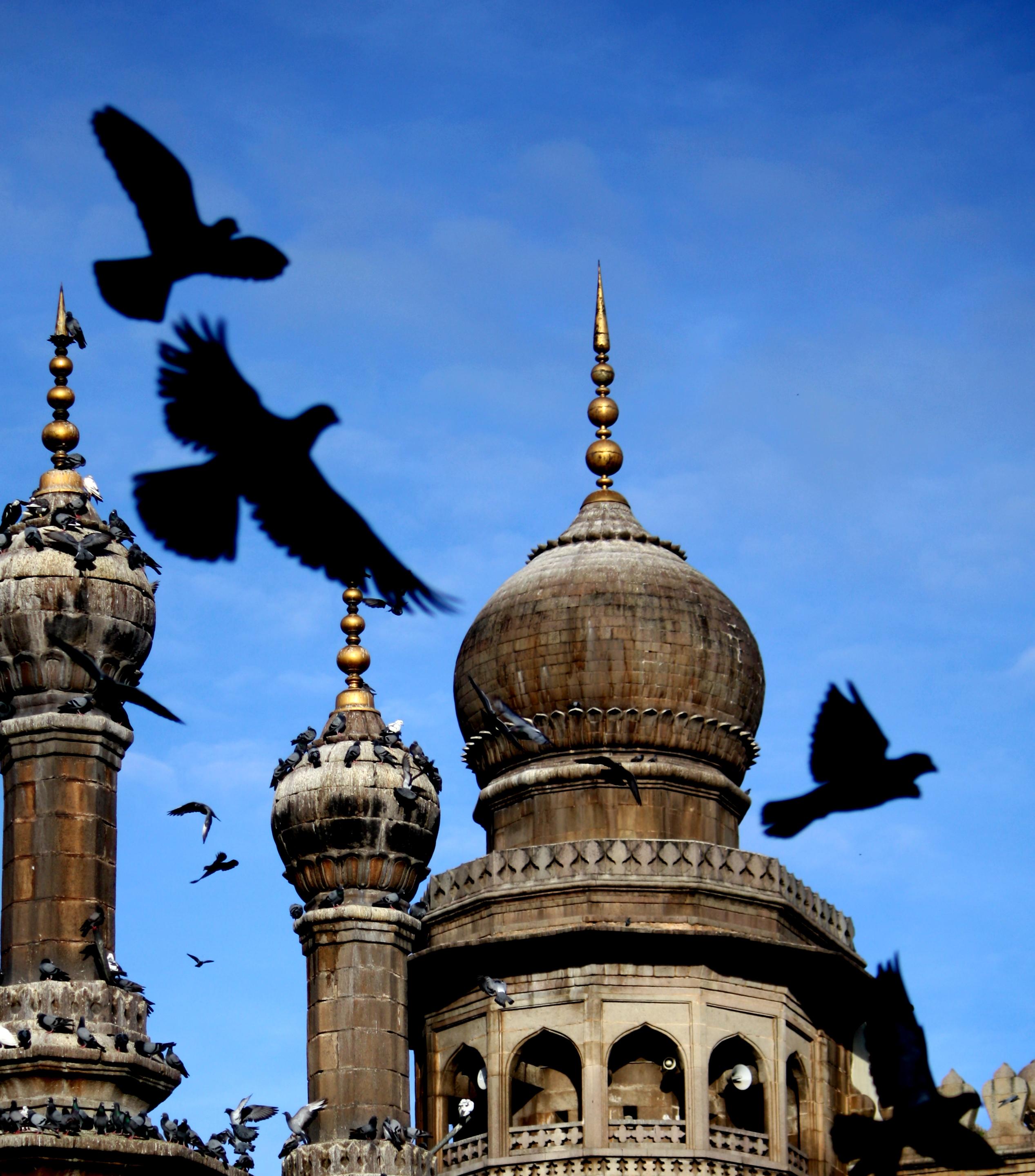 File:Mecca Masjid At Hyderabad.jpg