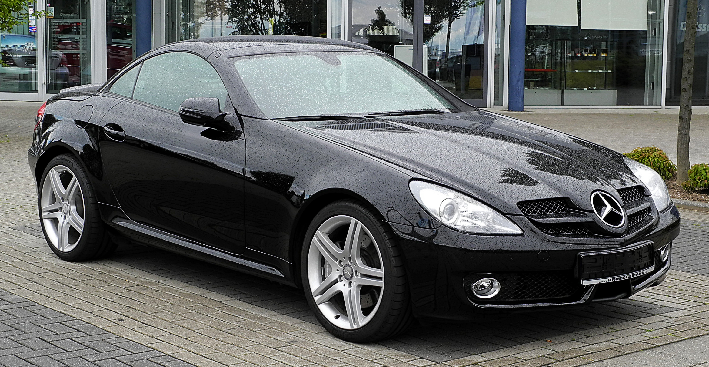 file mercedes benz slk 200 kompressor r 171 facelift. Black Bedroom Furniture Sets. Home Design Ideas