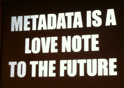 By cea + from The Netherlands (Metadata is a love note to the future) [CC BY 2.0 (http://creativecommons.org/licenses/by/2.0)], via Wikimedia Commons