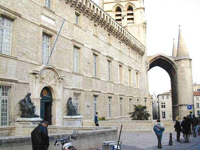 Image:Montpellier Faculte medecine.jpg
