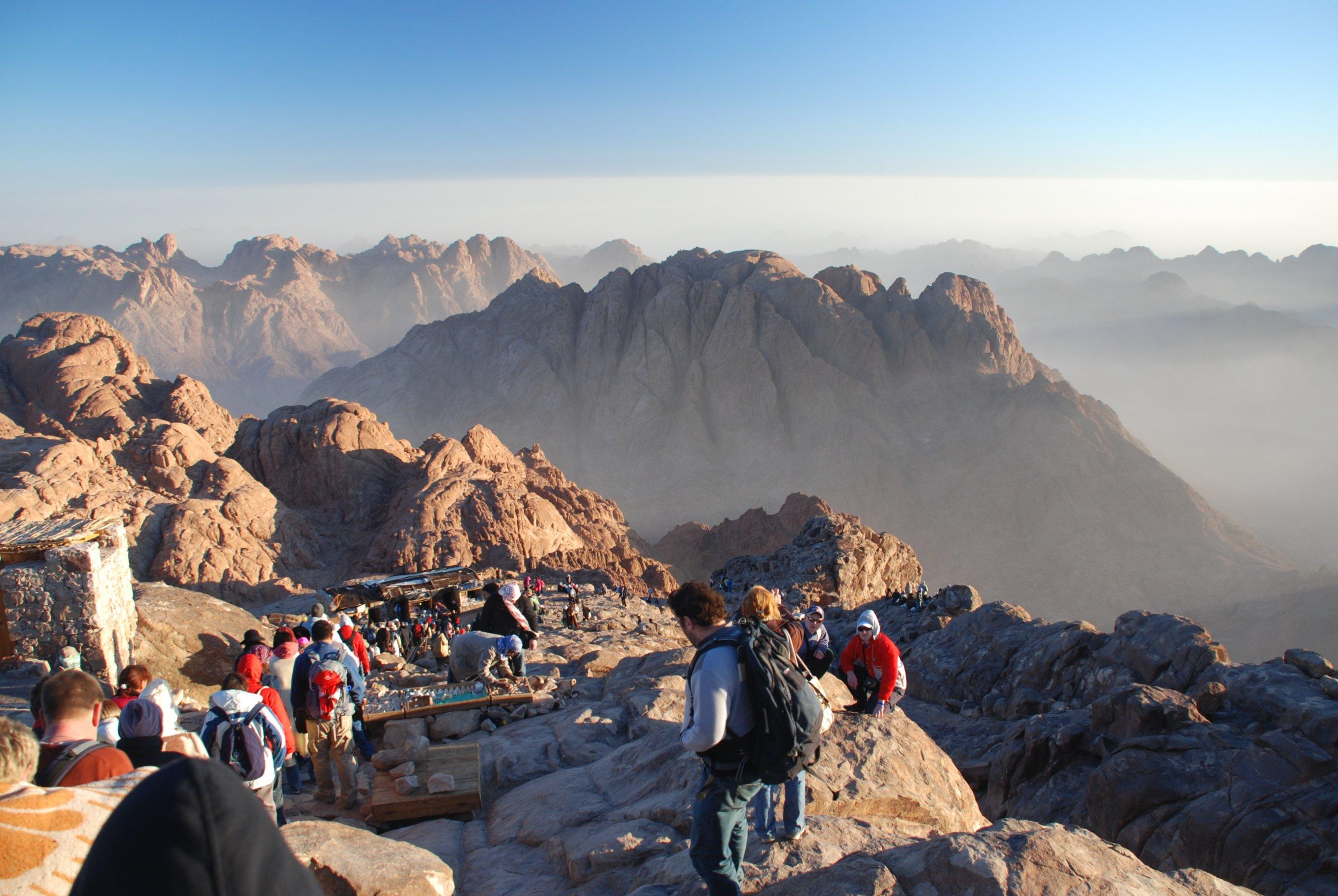 File Mount Sinai Egypt 4809330547 Jpg Travel Guide At Wikivoyage