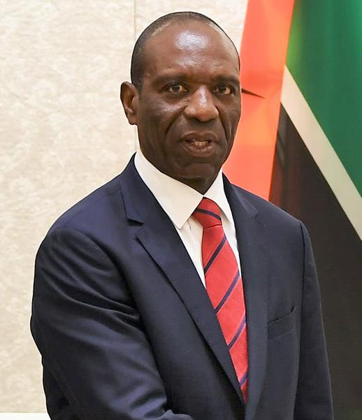 Jefe de gobierno de Mozambique