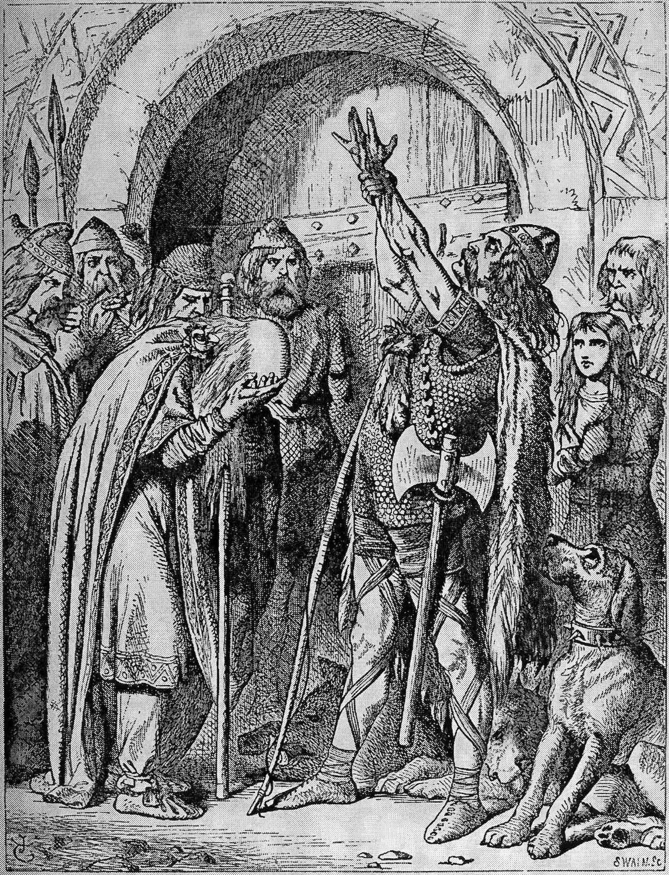 Fusilable al amanecer: Bretaña histórica. Celtas, lengua y cultura