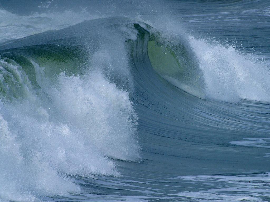 Waves of Ocean Water - QS Study