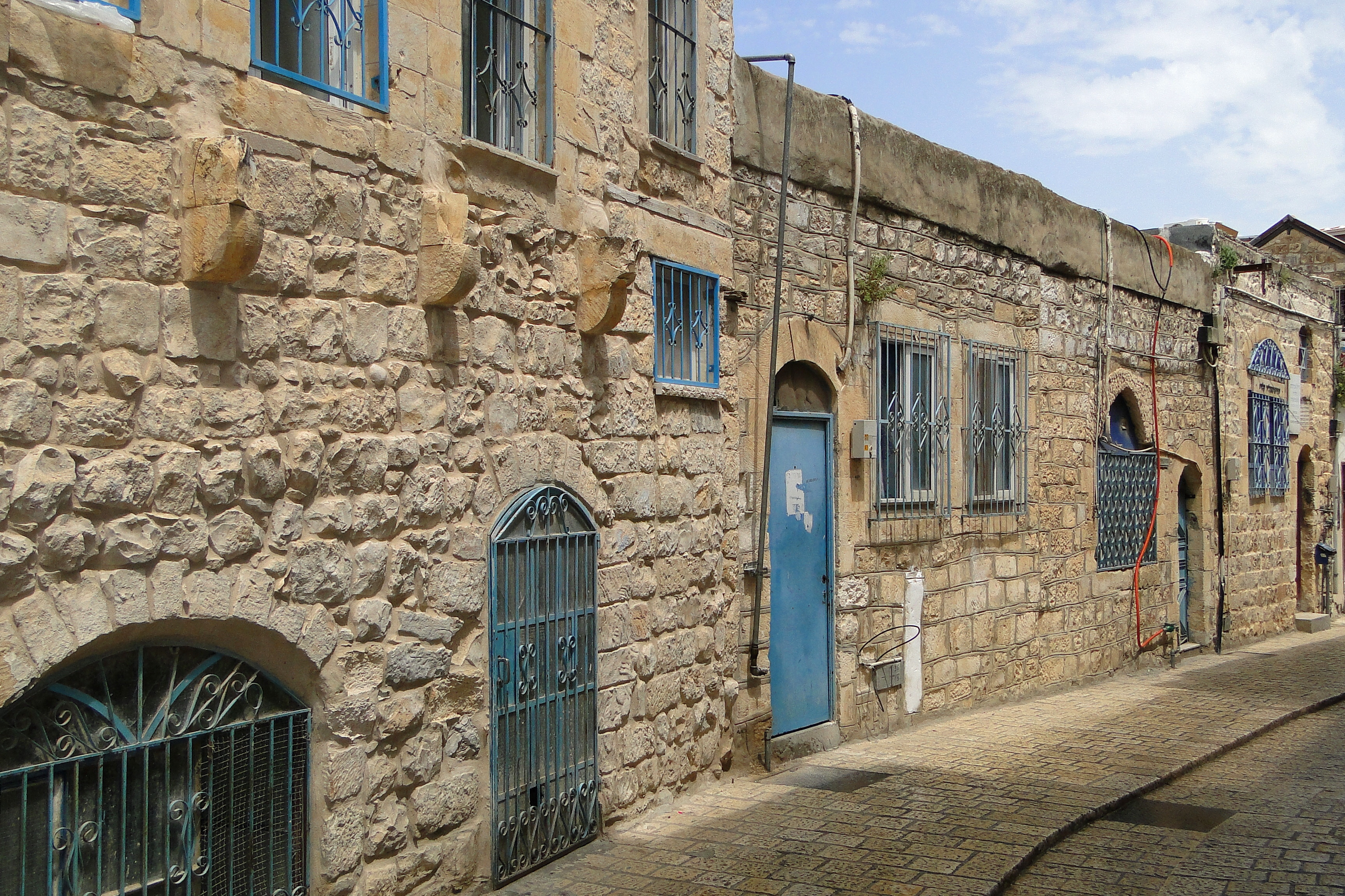 Safed Israel  city photos gallery : ... Architecture Tsfat Safed Galilee Israel 03 5713997600