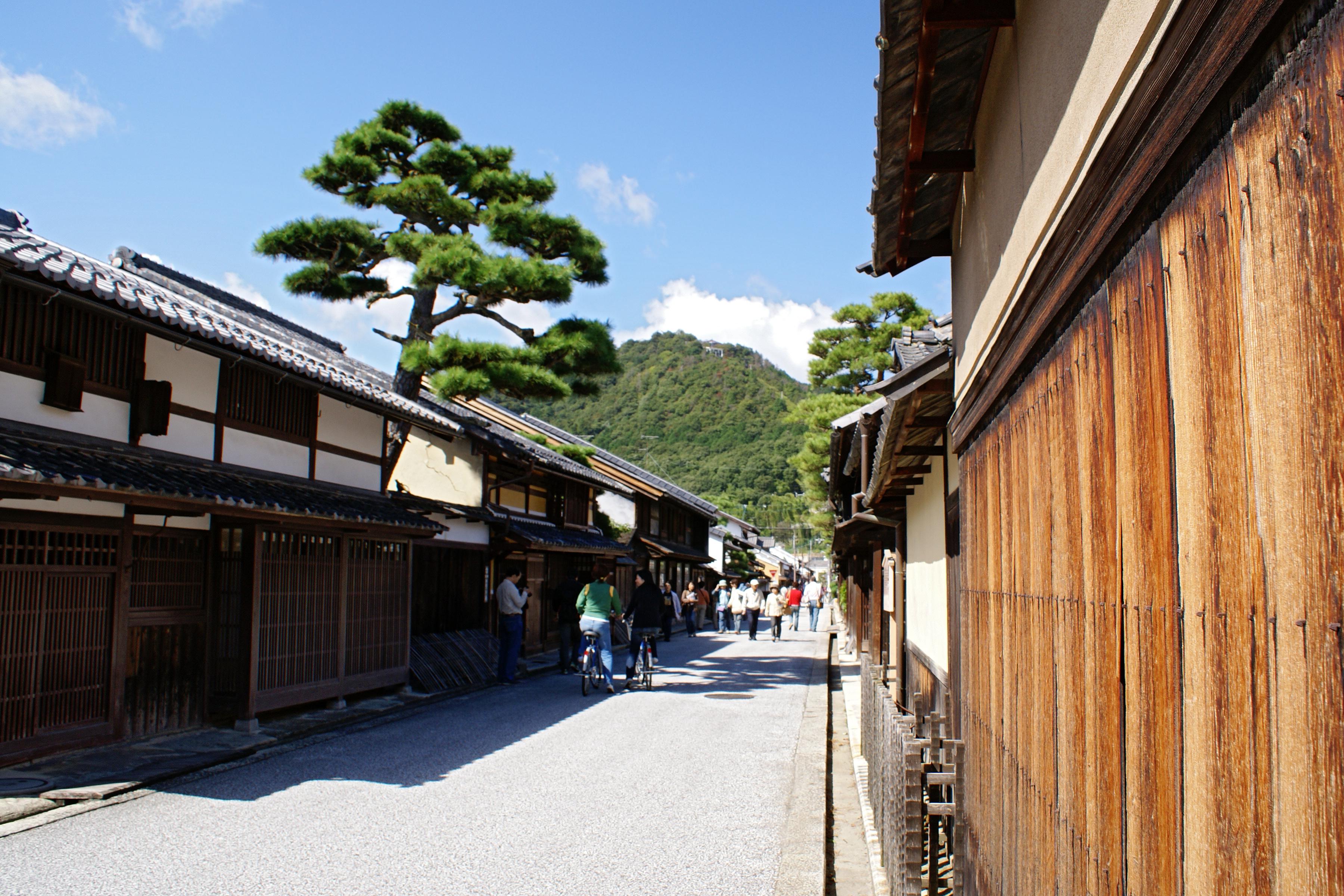 Shimachi street