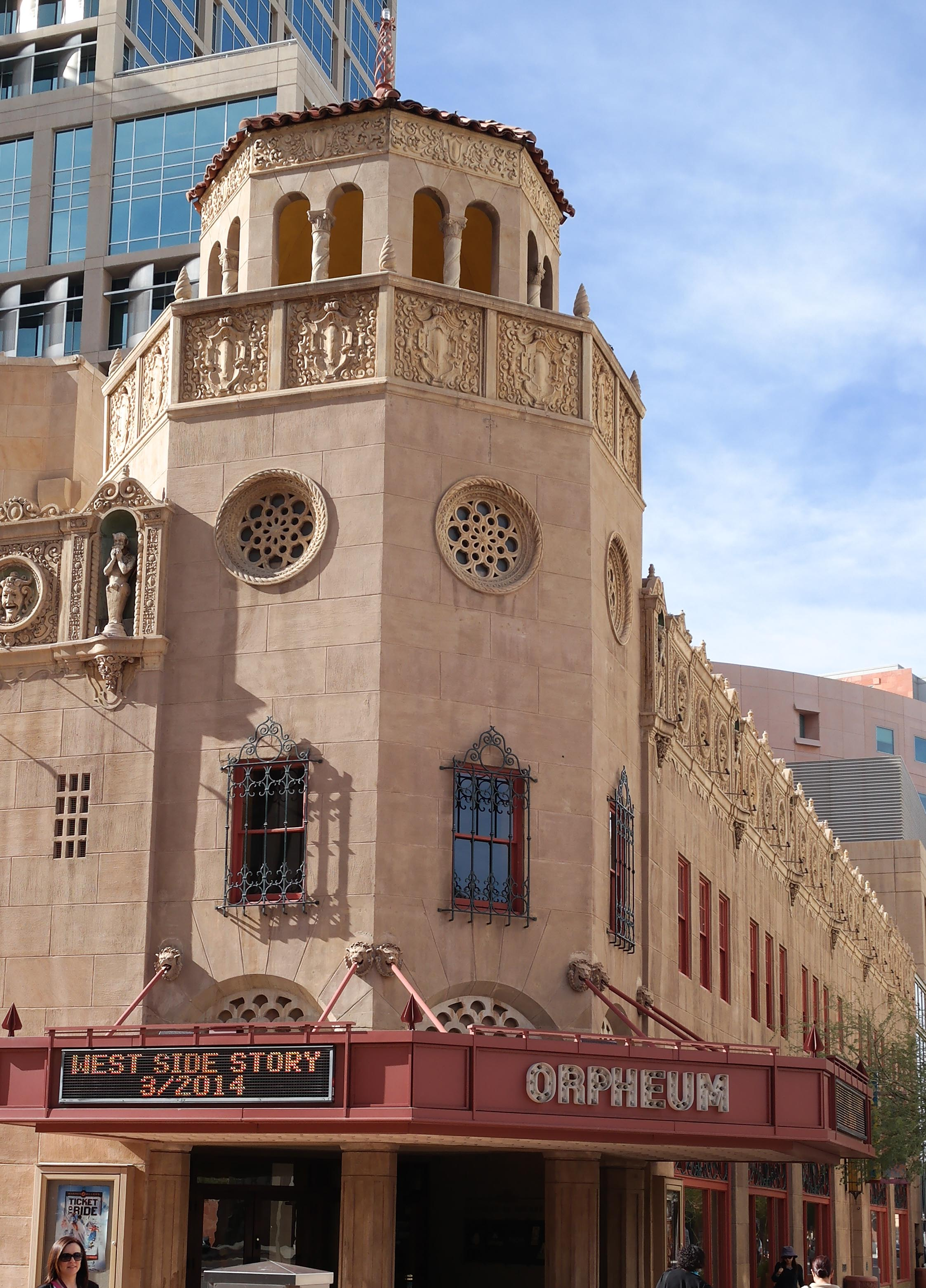 Orpheum Theatre (Phoenix, Arizona) - Wikipedia