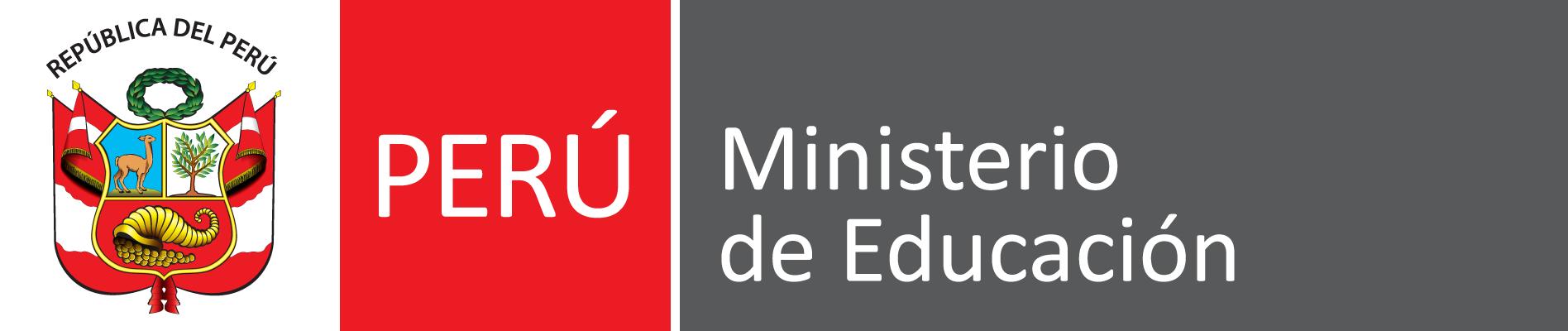 PCM-Educación.png Español: Colección Ministerios de la República del Perú Date 29 December 2017 Source Own work Author CanalesQuintanilla