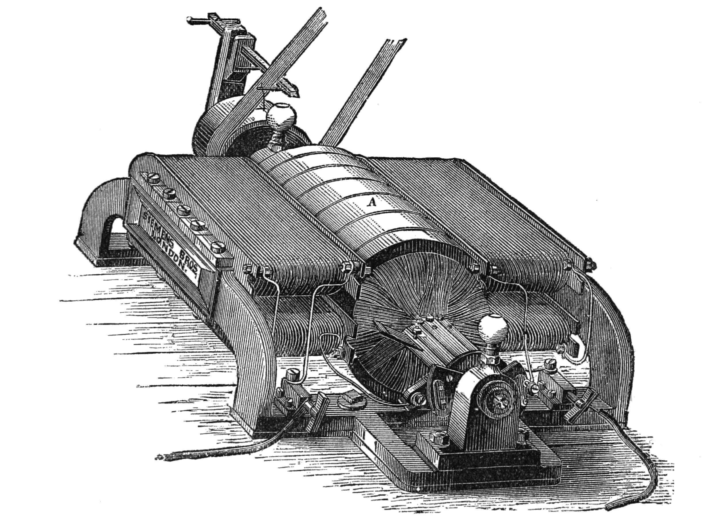 File Psm V24 D764 Dynamo Motor For Electric